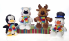 "Medium Christmas Pals 8"" by Fiesta"
