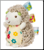 "TAGGIES Petals Hedgehog Rattle 5"" by Mary Meyer"