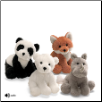 "Animal Chatter Zoo Animals 4.5"" by Gund Kids"