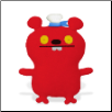 "Classic First Mate Trunko 15.7"" Uglydoll by Pretty Ugly"