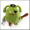 "Classic Pirate Ox 15.7"" Uglydoll by Pretty Ugly"