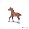 "Winner's Circle Clydesdale Foal Figure 3.5"" by Safari Ltd"
