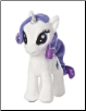 "My Little Pony - Rarity 6.5"" by Aurora"