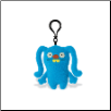 "Clip On Basheeshee 4"" Uglydoll by Pretty Ugly"