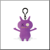 "Clip On Handsome Panther 4"" Uglydoll by Pretty Ugly"