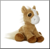 "Dreamy Eyes Breeze Tan Palomino Horse 10"" by Aurora"