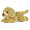 "Golden Yellow Lab Dog Medium 11"" by Miyoni"
