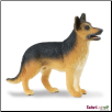 "Best In Show Dogs: German Shepherd Figure 4"" by Safari Ltd"