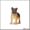 "Best In Show Dogs: German Shepherd Puppy Figure 2.5"" by Safari Ltd"