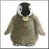 "Baby Emperor Penguin Medium 11"" by Miyoni"