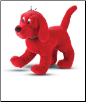 "Clifford Big Red Dog Large Floppy Cuddle Pal 22"" by Douglas"