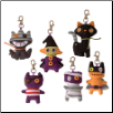 "Midnight Madness Halloween Backpack Clips 4.5"" by Gund"