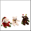 "Been Good for Goodness Sake Holiday Sound Toys 4.5"" by Gund"