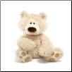 "Philbin Beige Bear 18"" by Gund"