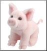"Buttons Pink Pig 8"" by Douglas"