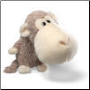 "Nuzzles Cuddly Monkey 18"" by Gund"