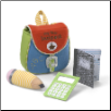 "My First Backpack Playset 6"" by Gund"