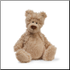 "Scamper Ivory Bear 13"" by Gund"