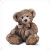 "Mason Gray Bear 12"" by Gund"