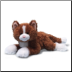 "Ginger Orange Brown Cat 12"" by Gund"