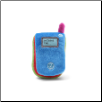 "Brights Colorfun Soft Cell Phone 4"" by Gund"