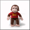 "Curious George 16"" by Gund"
