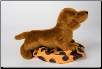 "Dilly Dachshund 8"" by Douglas"