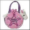 "Fancy Pal Rodeo Princess Carrier Purse with Horse 6"" by Aurora"