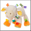 "TAGGIES Sherbet Lamb Soft Toy 12"" by Mary Meyer"