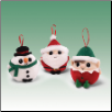 "Jeepers Peepers Ornaments 4"" by Gund"