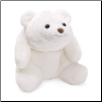 "Snuffles Large White Bear 10""  by Gund"