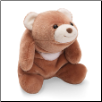 "Snuffles Large Tan Bear 10""  by Gund"