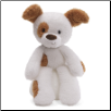 "Fuzzy Spotted Dog 13.5"" by Gund"