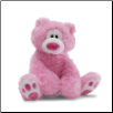 Breast Cancer Awareness Plush