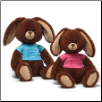 "Hunny Bunny Bunnies 12.5"" by Gund"