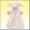 "Pink Winky Lamb Huggy Buddy 17"" by Gund"