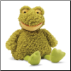 "Toadie Plush Frog 15"" by Gund"
