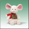 "Mr. Jingles Mouse Medium 15"" by Gund"