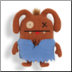 "Ugly Universal - Ugly-Wolfman Ox 11"" Uglydoll by Pretty Ugly"
