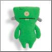 "Ugly Universal - Ugly-Franken Wedgehead 11"" Uglydoll by Pretty Ugly"