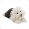 "Scruffy Sheepdog 13"" by Gund"