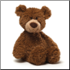 "Pinchy Brown Bear 17"" by Gund"