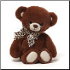 "Bleecker Brown Bear 10"" by Gund"