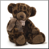 "Jalen Leopard Bear 17"" by Gund"