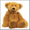 "Barley Gold Bear 18"" by Gund"