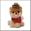 "Itty Bitty Boo with Cowboy Hat 5"" by Gund"