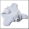 "Fluffey Blue Dog Comfy Cozy 24"" by Gund"