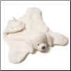 "Fluffey Cream Dog Comfy Cozy 24"" by Gund"