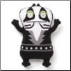 "Kiss- Babo The Catman 11"" by Uglydoll"