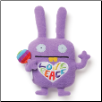 "Classic Wippy Love Peace and Lollipop 12"" Uglydoll by Pretty Ugly"